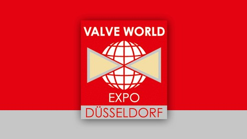 Logo der Valve World Messe