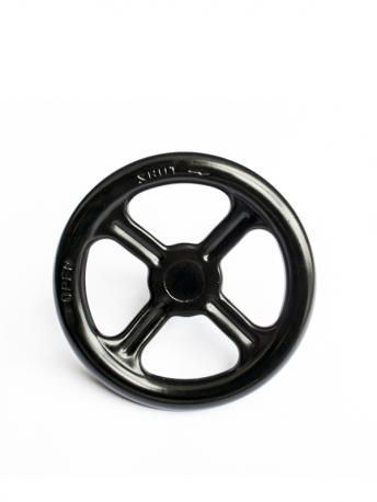 Handrad Stahl gepresst  | Pressed steel handwheels | Handwielen geperst staal SR 6