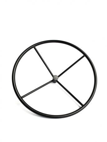 Kohlenstoffstahlhandräder | Carbon steel handwheels | Koolstofstaalhandwiel LHW 800